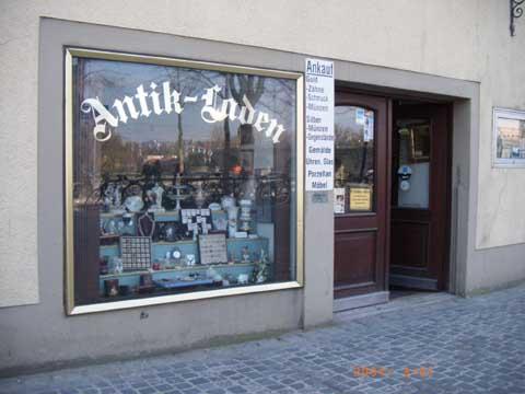 Antik Laden Regensburg